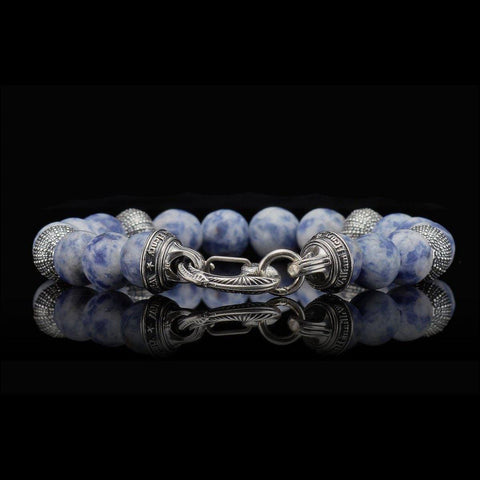Men's Beach Comber Bracelet - BB12 SL-William Henry-Renee Taylor Gallery