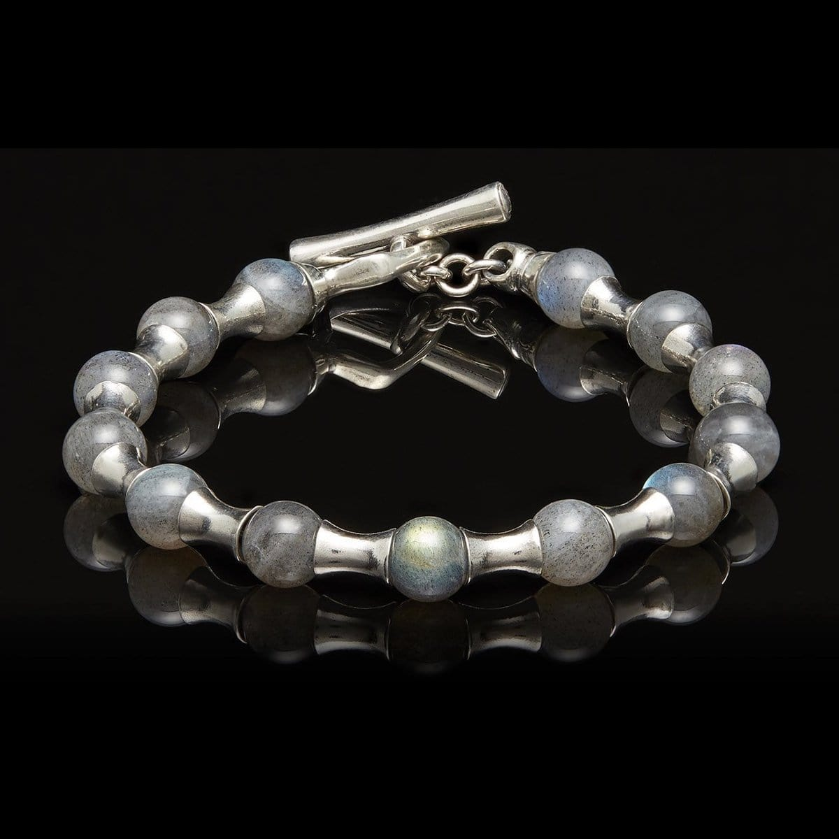 Men's Sublime Bracelet - BB18 LAB-William Henry-Renee Taylor Gallery