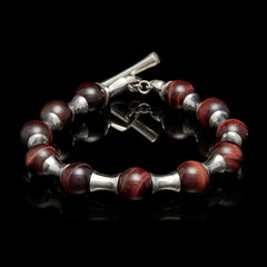 Men's Eruption Bracelet - BB19 RTE-William Henry-Renee Taylor Gallery