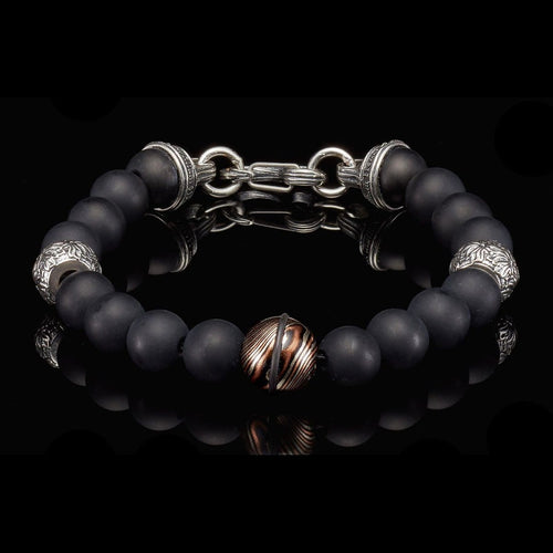 Men's 'Sensei' Bracelet - BB3 M-William Henry-Renee Taylor Gallery