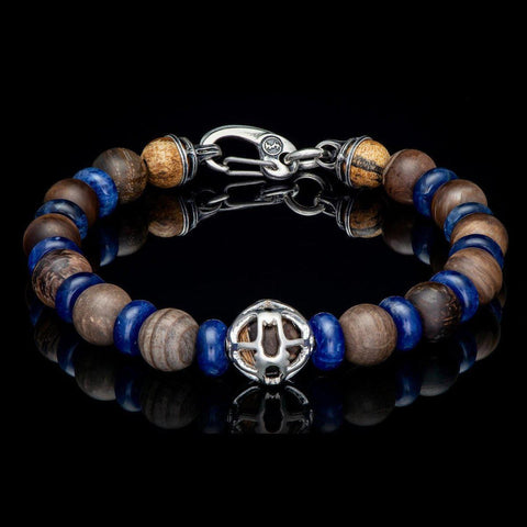 Men's Adventure Bracelet - BB30 MOP-William Henry-Renee Taylor Gallery