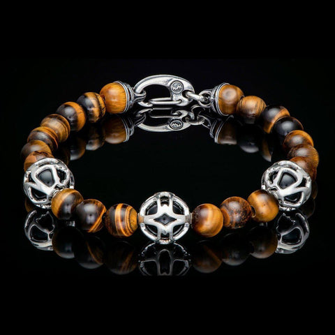 Men's Sunrise Bracelet - BB31 TE-William Henry-Renee Taylor Gallery