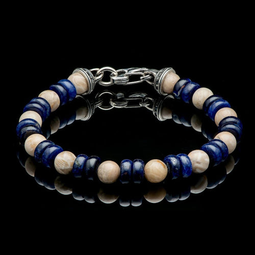 Men's Virtue Bracelet - BB39 FCJ-William Henry-Renee Taylor Gallery