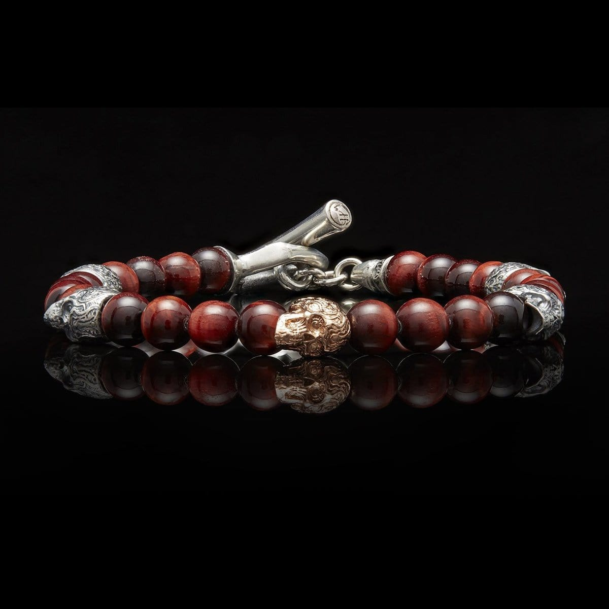 Men's Ember Bracelet - BB42 RTE-William Henry-Renee Taylor Gallery