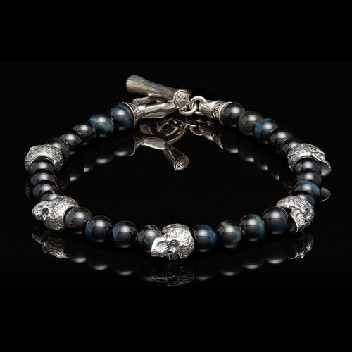 Men's Patrol Bracelet - BB45 BTE-William Henry-Renee Taylor Gallery