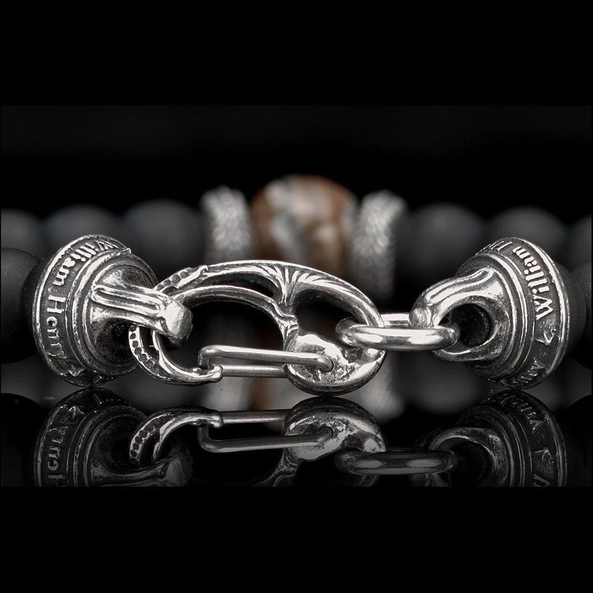 Men's Clan Bracelet - BB6 MT BR - William Henry