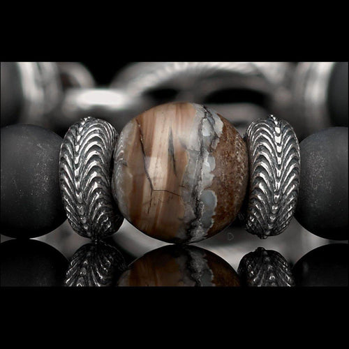 Men's Clan Bracelet - BB6 MT BR-William Henry-Renee Taylor Gallery