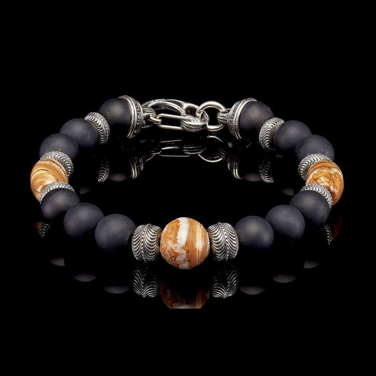 Men's Ice Age Bracelet - BB7 MT BR-William Henry-Renee Taylor Gallery