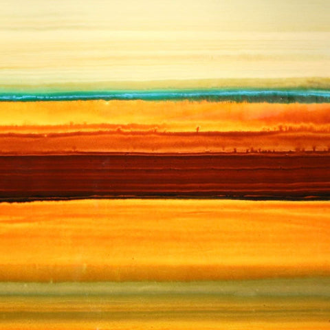 """Blue Horizon""-Robert Charon-Renee Taylor Gallery"