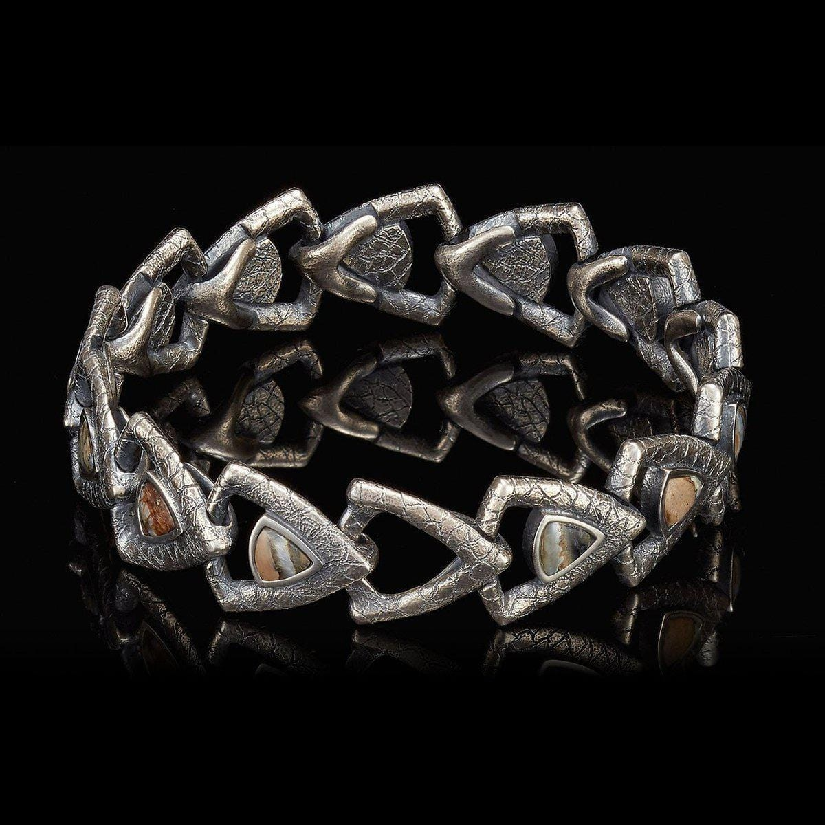 Men's Mammoth Pace Bracelet - BR10 MT BR-William Henry-Renee Taylor Gallery