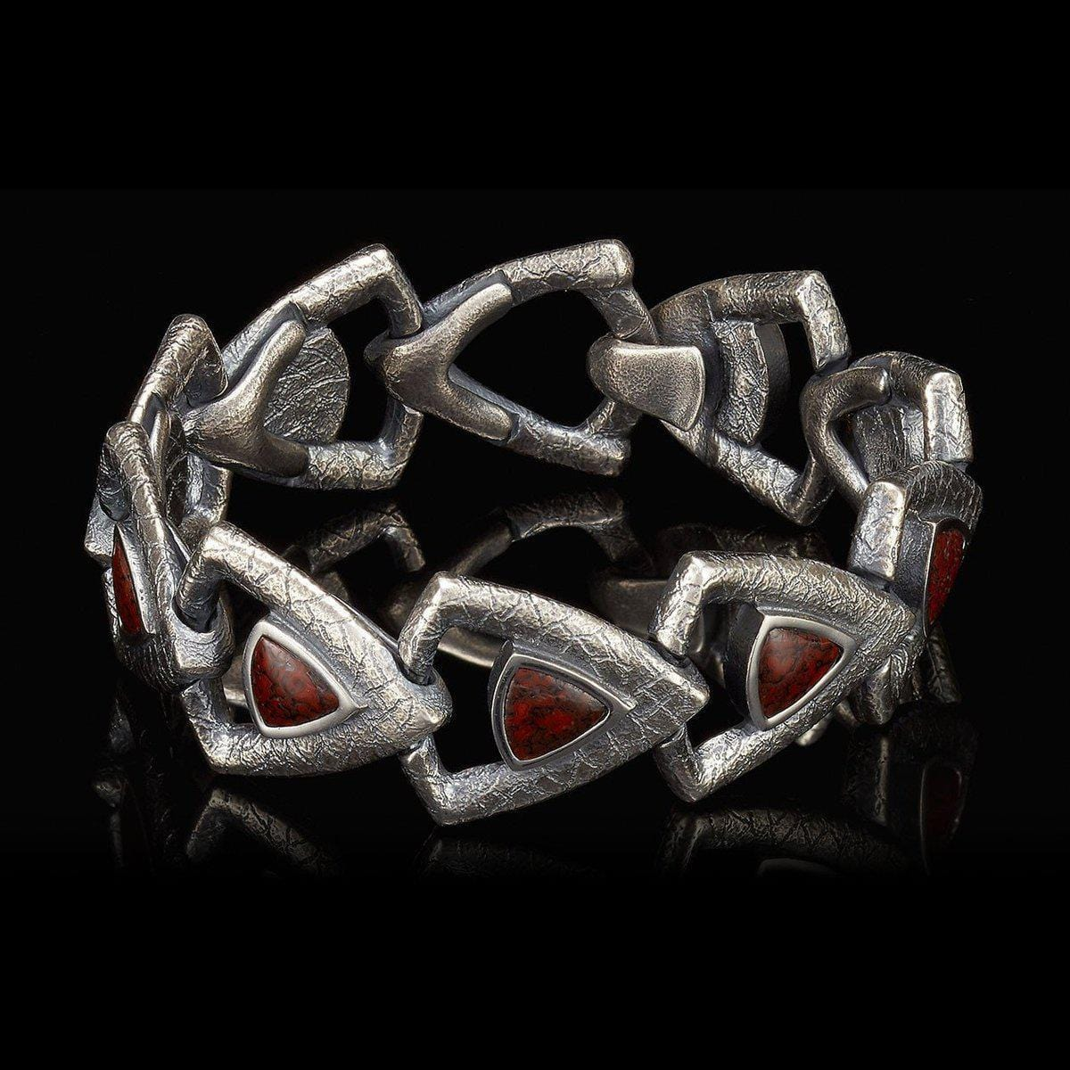Men's Dino Tempo Bracelet - BR11 DB RB-William Henry-Renee Taylor Gallery
