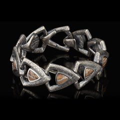 Men's Mammoth Tempo Bracelet - BR11 MT BR-William Henry-Renee Taylor Gallery