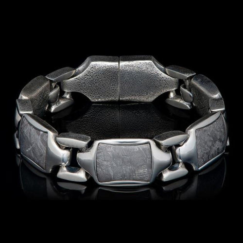 Men's Meteor Retro Bracelet - BR13 MET-William Henry-Renee Taylor Gallery