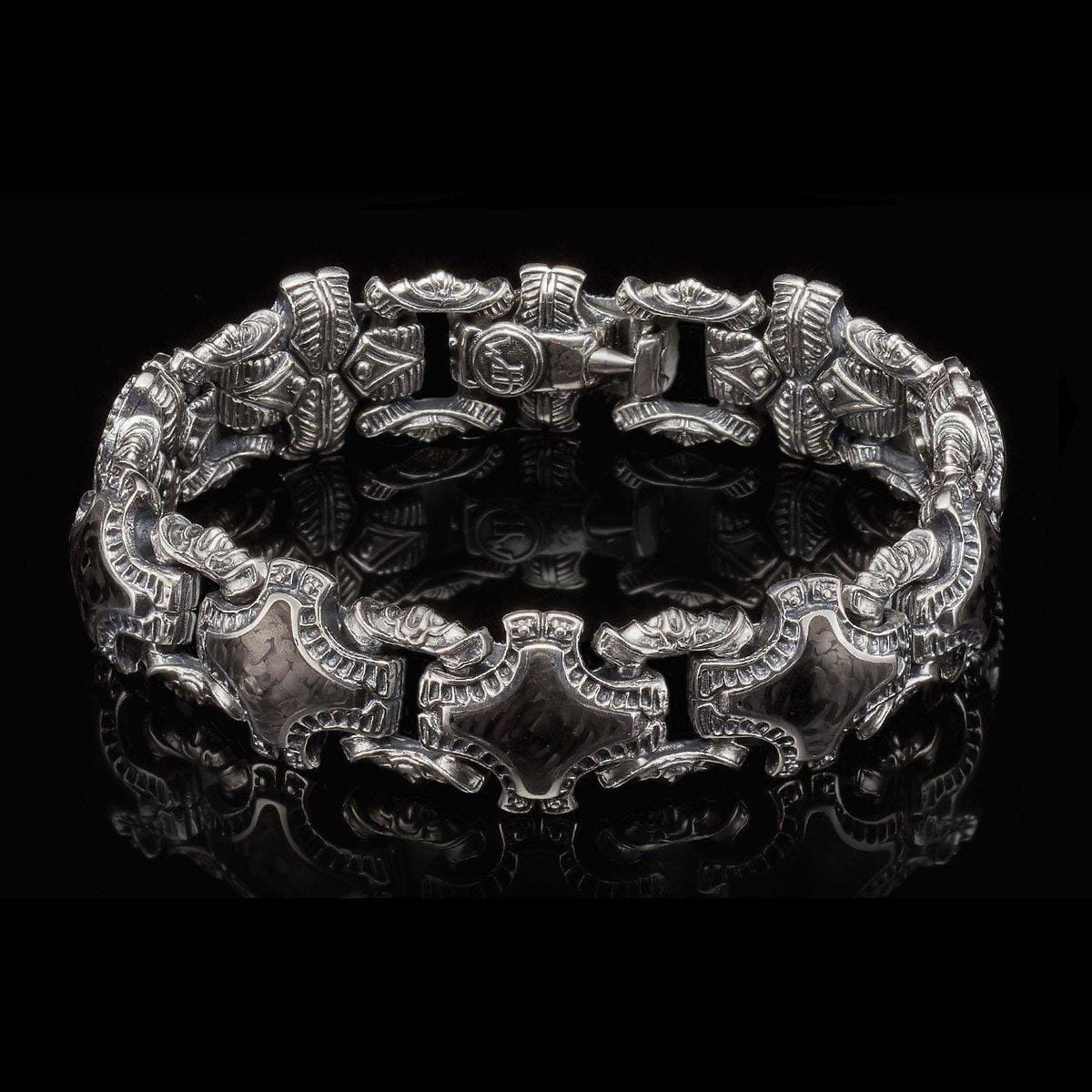 Men's Pawn Bracelet - BR1L CF-William Henry-Renee Taylor Gallery