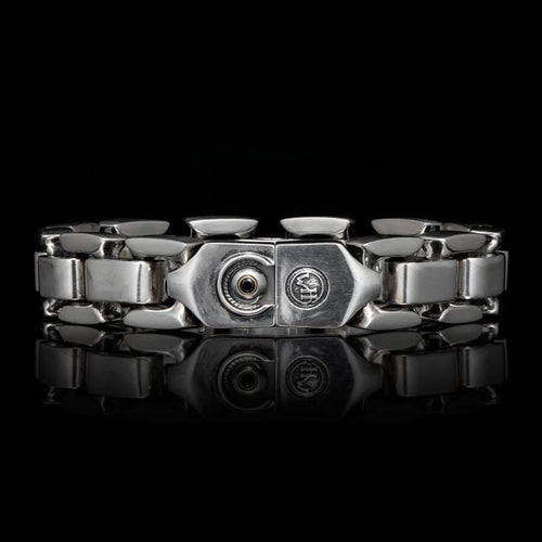 Men's Argent Bracelet - BR25-William Henry-Renee Taylor Gallery