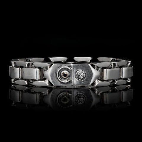 Men's Argent Bracelet - BR25 - William Henry