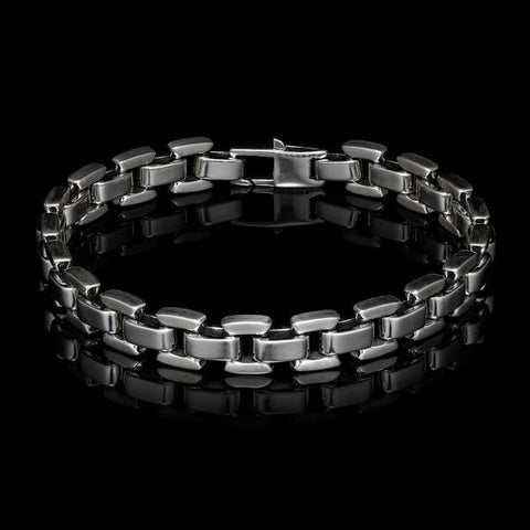 Men's Sleek Bracelet - BR26 - William Henry