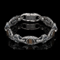 Men's Squire Bracelet - BR3 MT BR-William Henry-Renee Taylor Gallery