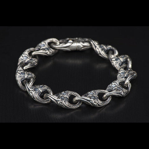 Men's Escher Bracelet - BR4 - William Henry