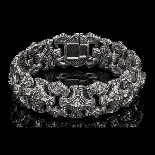 Men's Romulus Bracelet - BR5S-William Henry-Renee Taylor Gallery