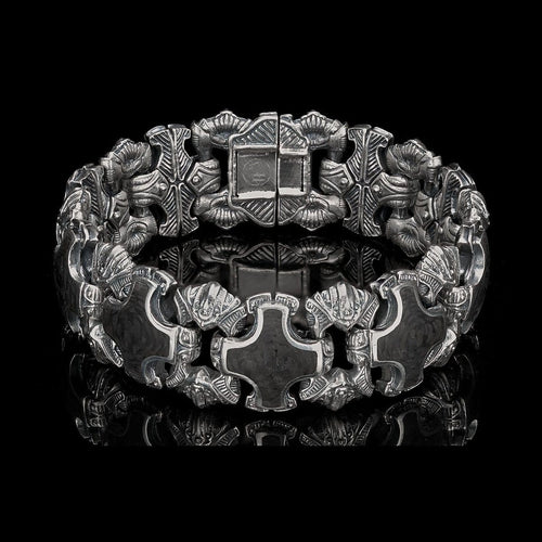 Men's Altus Bracelet - BR5S CF-William Henry-Renee Taylor Gallery