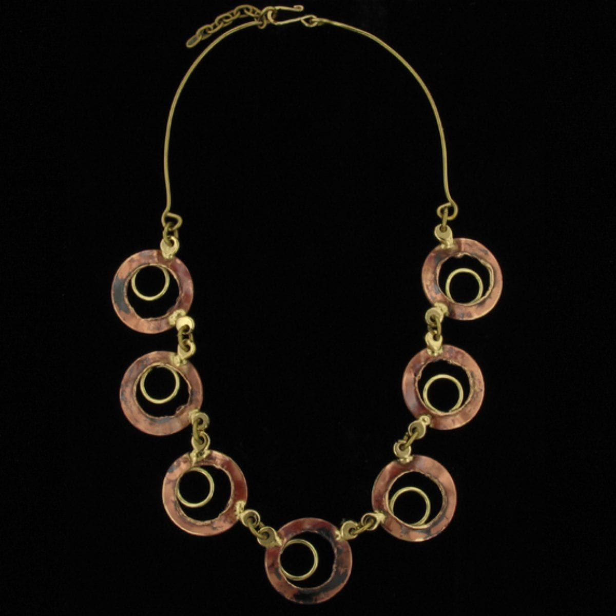 C300a Necklace - Creative Copper