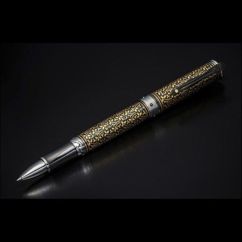 Cabernet Ivy Limited Edition Pen - RB8 IVY-William Henry-Renee Taylor Gallery