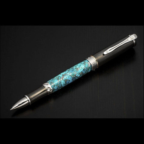 Cabernet Kingman Pen - RB8 Kingman-William Henry-Renee Taylor Gallery