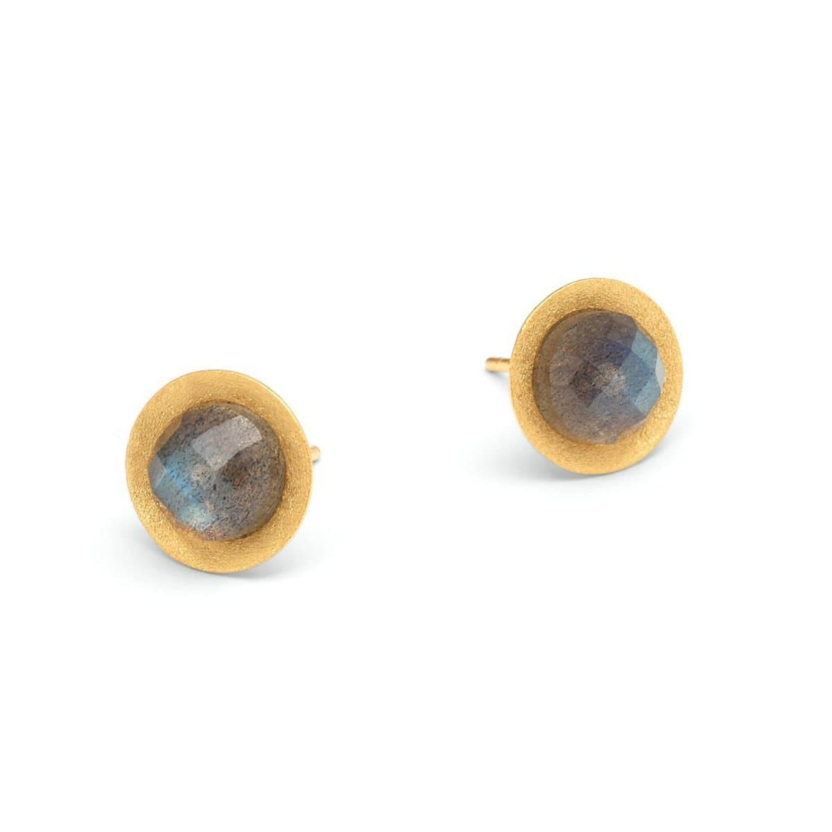 Casira Labradorite Earrings - 19549616 - Bernd Wolf
