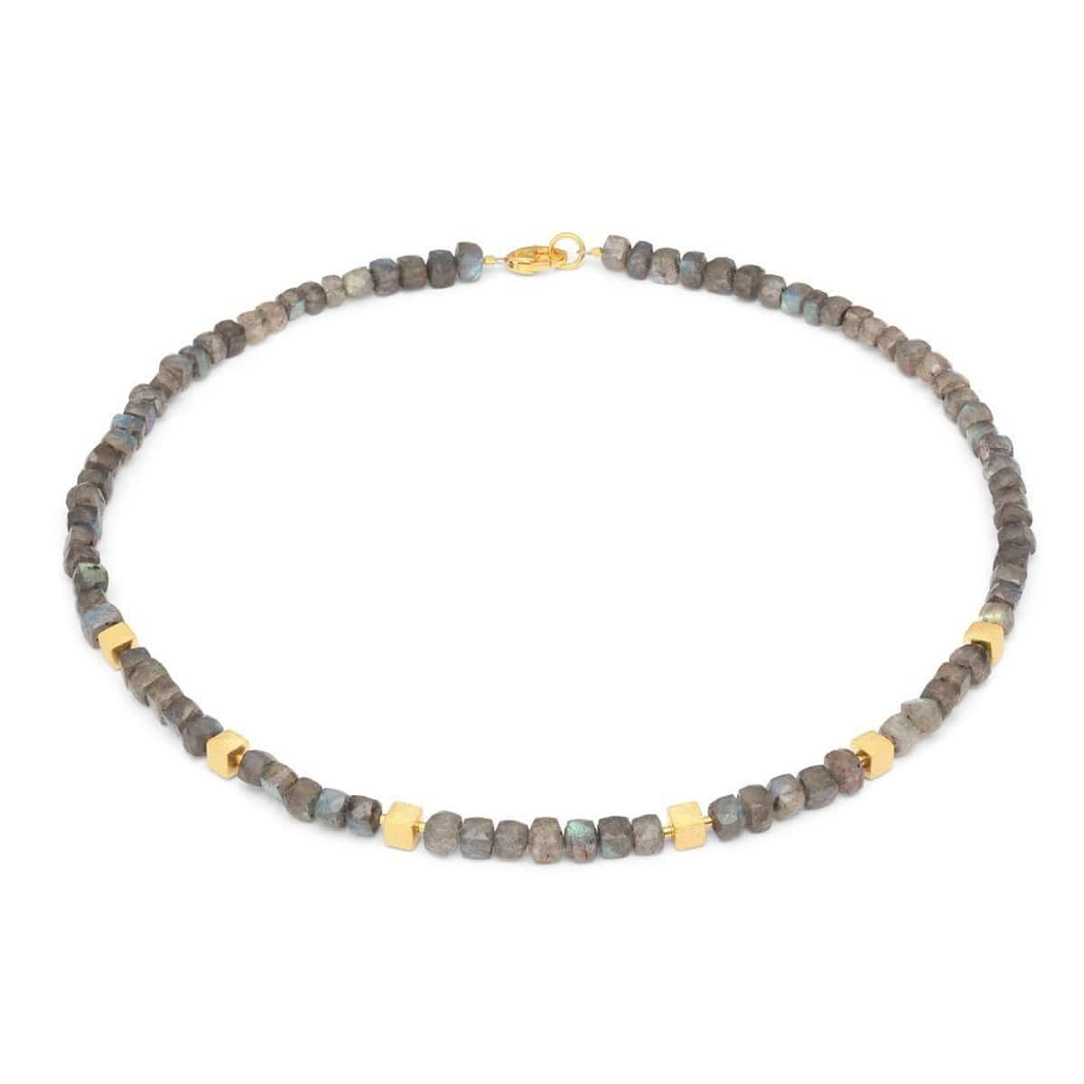 Cassandra Labradorite Necklace - 84480616