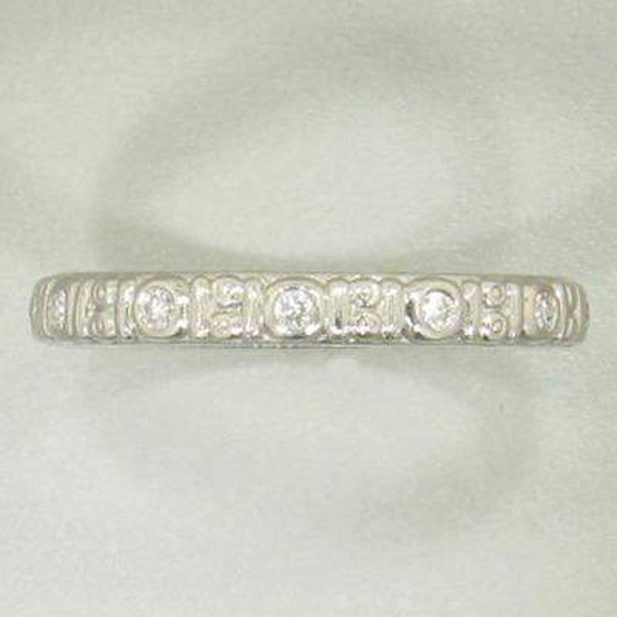 Platinum Circle Diamond Band - R-73P-Alex Sepkus-Renee Taylor Gallery