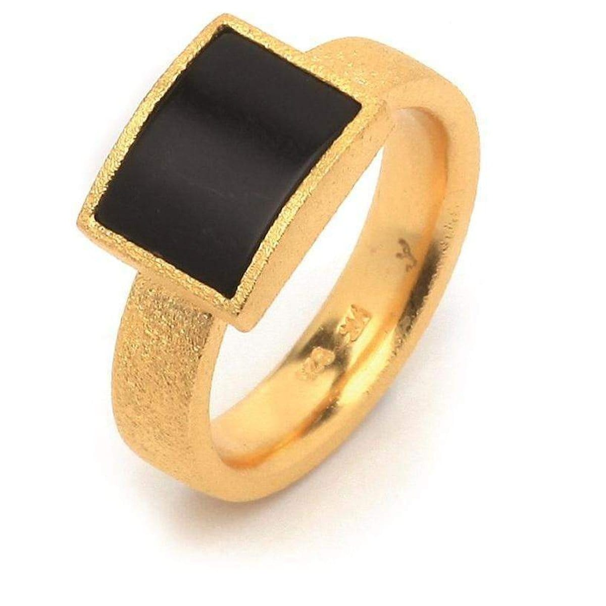 Colano Onyx Ring - 52550896-Bernd Wolf-Renee Taylor Gallery