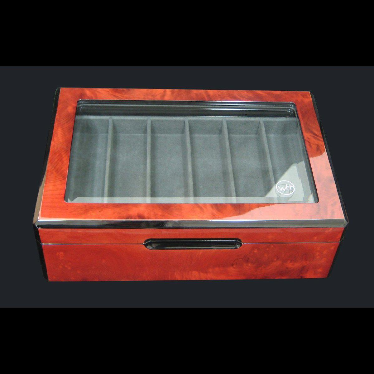 Collector Display Case - COLLECTOR'S BOX 3-William Henry-Renee Taylor Gallery