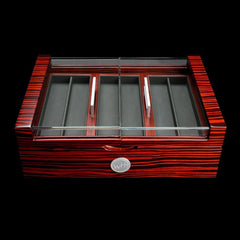 Deluxe Collector Display Case - COLLECTOR'S BOX 4-William Henry-Renee Taylor Gallery