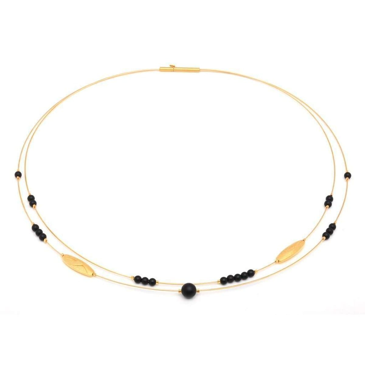 Consa Onyx Necklace - 85079896-Bernd Wolf-Renee Taylor Gallery