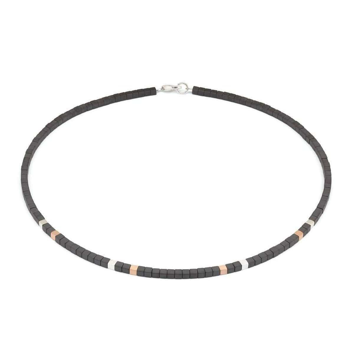 Cubano Hematite Necklace - 84435275