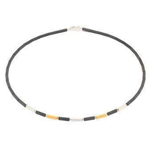 Ducolo Hematine Necklace - 85723276 - Bernd Wolf