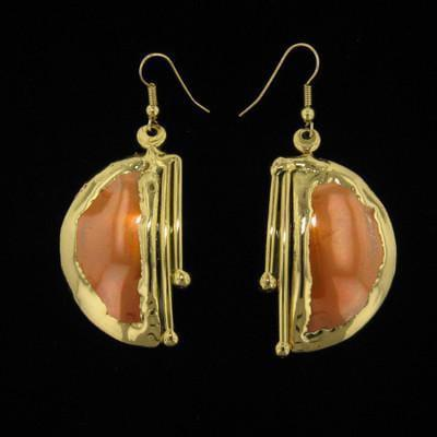 E011 Earrings-Creative Copper-Renee Taylor Gallery