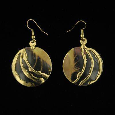 E031 Earrings-Creative Copper-Renee Taylor Gallery