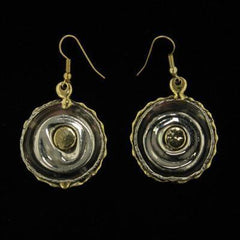 E043 Earrings-Creative Copper-Renee Taylor Gallery