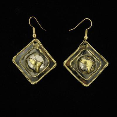 E063 Earrings-Creative Copper-Renee Taylor Gallery