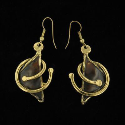E094 Earrings-Creative Copper-Renee Taylor Gallery