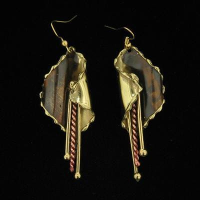 E1121 Earrings-Creative Copper-Renee Taylor Gallery