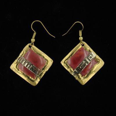 E164 Earrings-Creative Copper-Renee Taylor Gallery