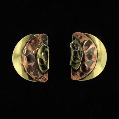 E189 Earrings-Creative Copper-Renee Taylor Gallery