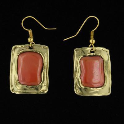E243 Earrings-Creative Copper-Renee Taylor Gallery