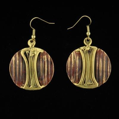 E297cu Earrings-Creative Copper-Renee Taylor Gallery