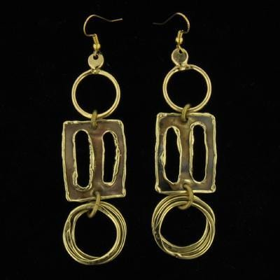 E813 Earrings-Creative Copper-Renee Taylor Gallery
