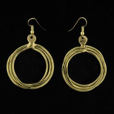 E814 Earrings-Creative Copper-Renee Taylor Gallery