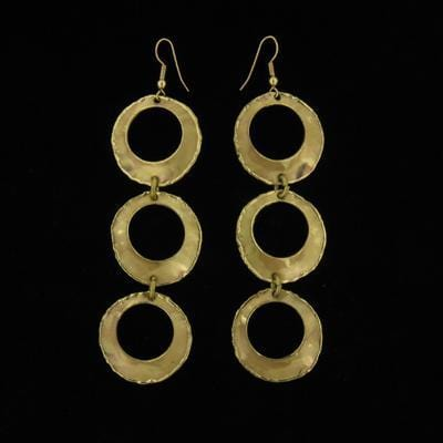 E890 Earrings-Creative Copper-Renee Taylor Gallery